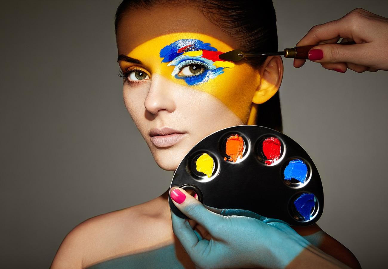 egirl makeup